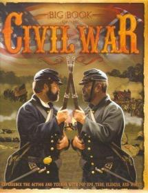 Big Book of the Civil War (Pop-Up Book)-立体书,内战大书