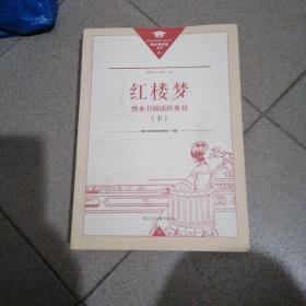 红楼梦整本书阅读任务书 下册