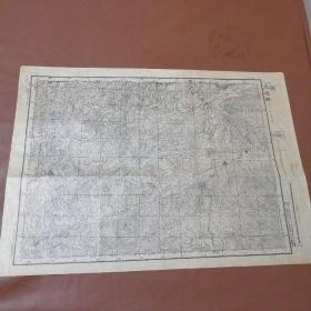 民国地图——天柱县