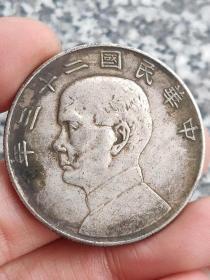 二十三,保真银元,.年龄大了留着没用了.....低.价出.下乡收货的价格.*~..