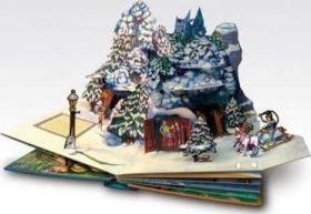 The Chronicles of Narnia Pop-Up-立体书,纳尼亚的编年史突然出现了
