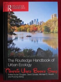 The Routledge Handbook of Urban Ecology(英语原版 精装本)劳特利奇城市生态学手册