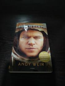 The Martian (Movie Tie-In EXPORT): A Novel,火星救援英文版,受潮后自然干燥,不影响阅读,如图,无笔记无划线,包邮