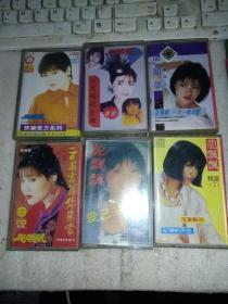 磁带:龙飘飘 (6盘合售)