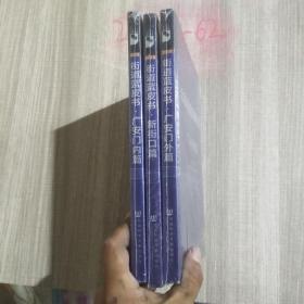 街道蓝皮书 3本合售·