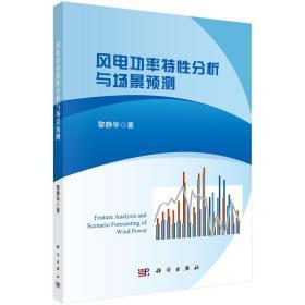 風電功率特性分析與場景預測