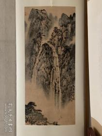 李锦胜 山水轴