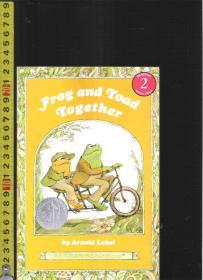 |绘本读本| 原版英语彩色漫画故事书 I Can Read! --Frog and Toad Together【店里有许多英文原版书欢迎选】