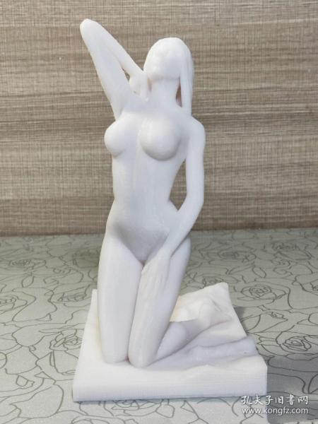 美女雕塑工艺品(xka)(多平台同售,请先咨询情况,避免已售)