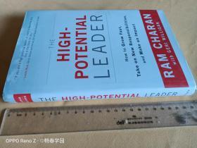 英文原版 精装 The High-Potential Leader: How to Grow Fast, Take on New Responsibilities, and Make an Impact