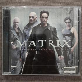 《黑客帝國》-原聲帶、影視音樂、電影原聲-歐美正版CD