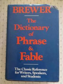 The Dictionary of Phrase & Fable  Brewery