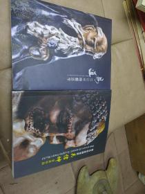 《易道--吴信坤陶艺思考》《吴信坤艺术作品》2册合售