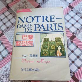 巴黎圣母院/外国文学名著精品