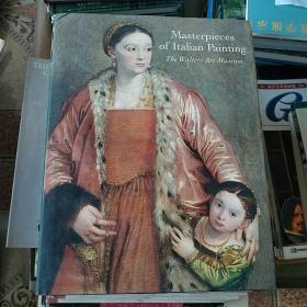 Masterpieces of ltalian Painting