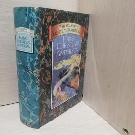 插图版安徒生童话全集(THE COMPLETE ILLUSTRATED STORIES OF HANS CHRISTIAN ANDERSEN 英文原版,精装)
