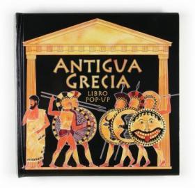 Antigua Grecia : libro pop-up-立体书,安提瓜格雷西亚:诽谤弹出