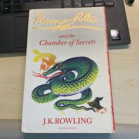 Harry Potter and the Chamber of Secrets哈利波特与密室