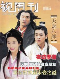 视周刊 2004年46期 张国荣刘亦菲宁静 金庸武侠之2003版《天龙八部》群星