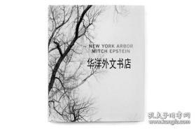 【包邮】Mitch Epstein: New York Arbor 米奇·爱泼斯坦 纽约的树