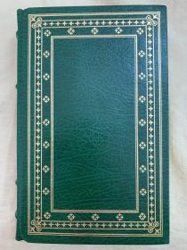 Franklin library真皮限量本:Six Tragedies Jean Racine 《拉辛悲剧六种》世界永恒经典100本名著系列丛书