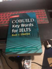 Collins Cobuild Key Words for Ielts: Book 1 Starter