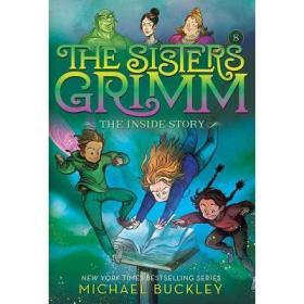 英文原版The Inside Story (The Sisters Grimm #8)