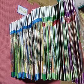 Oxford Reading Tree(紫色14本 绿色32本 蓝色59本共105本合售)