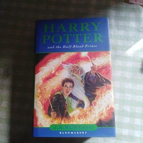 Harry Potter and the Half-Blood Prince(精装)