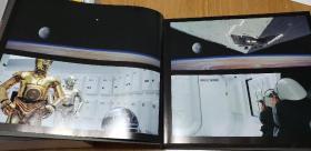 Star Wars: Frames星球大战画册 星战图册