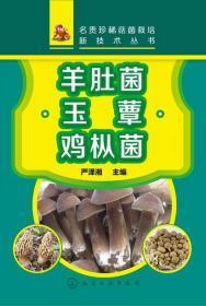 羊肚菌 玉蕈 鸡枞菌 正版     9787122217660