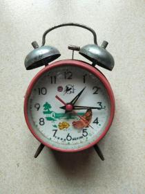 早期金馬牌機械鬧鐘