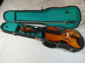 鸚鵡牌4分之4成人小提琴