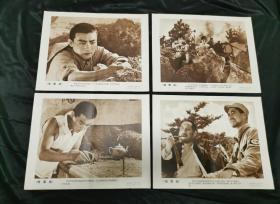 地雷战电影剧照,非常经典,8开一套,8张全,,95品,,60年代,保真,宣传画,电影海报,年画。请看图定夺,不清楚可咨询。