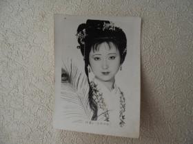 购于1988年陈晓旭老照片