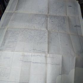 暮阳——苏祖铅锌矿帒区域地质图