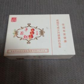3D烟标  中国红 (珍藏版)
