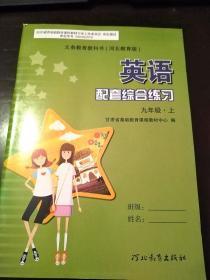 配套综合练习 英语九9年级上册 (配河北教育版)