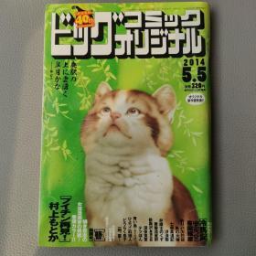 big comic 小学馆日文原版漫画杂志