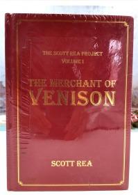 the scott rea project volume 1 the merchant of venison