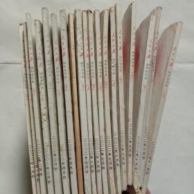 人民日报缩印合订本(2002年全年24期存19期合售)