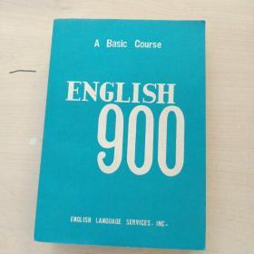 ENGLISH900 B00KS 1-6