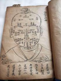 中医 痘科 手抄本 高古医书 图文并茂。66个筒子页,瘟疫 天花 种痘 类珍本手稿