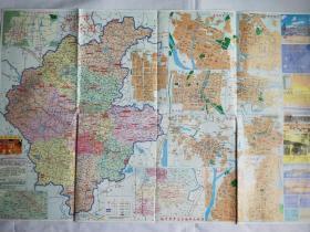 临沂市交通全图(临沂市地图)