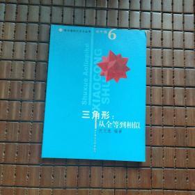 数学奥林匹克小丛书·三角形:从全等到相似