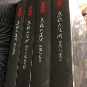 京杭大运河,沿线城市,开凿与变迁,历史与复兴,历史,文化及发展(精)