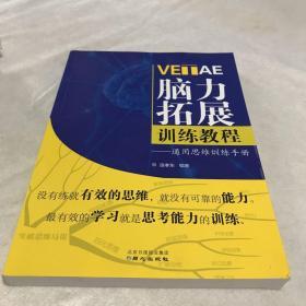 VETAE脑力拓展训练教程 : 通用思维训练手册