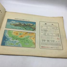 世界地理教学图