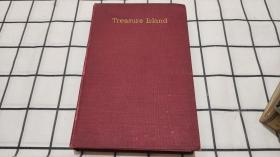 TREASURE ISLAND(大32开  精装本)