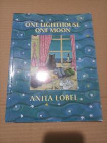 One Lighthouse, One Moon 一座灯塔,一个月亮